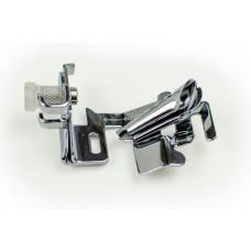 Лапка для окантовки косой бейкой за один прием с адаптером