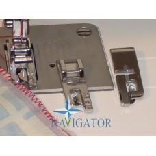 Лапка рубильник для ракушечного шва, легкие материалы