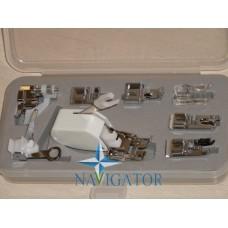 Набор лапок для швейных машин 8 шт. RJ208S