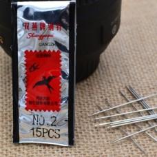 Набор швейных игл Shuangyan № 2