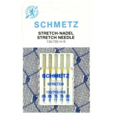 Иглы для трикотажа Schmetz Stretch № 65-90