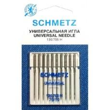 Иглы универсальные Schmetz Universal № 70 Max