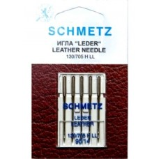 Иглы для кожи Schmetz Leather № 90