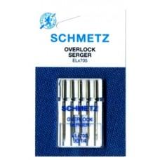 Иглы для оверлока Schmetz Overlock № 90