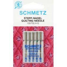 Иглы для квилтинга Schmetz Quilting 130/705 H-Q № 75-90
