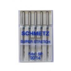 Иглы для трикотажа Schmetz Super Stretch № 90/14