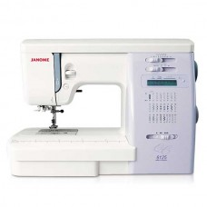 Бытовая швейная машина JANOME 6125 QC