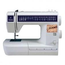 Электромеханическая швейная машина TOYOTA JSBA 21 Jeans