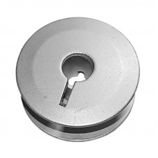 Шпуля увеличенная 18034AS алюминиевая с прорезью