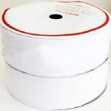Лента липучка белая 10 см