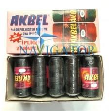 Нить капроновая AKBEL цвет графитовый