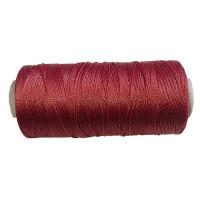 Нить капроновая AKBEL цвет терракотовый красный