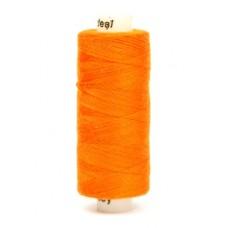 Нить цвет оранжевый Ideal № 144