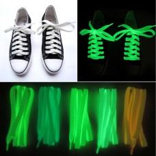 Светящиеся шнурки 120 см