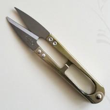 Ножницы-сниппер TC-805 для обрезки ниток и выполнения насечек
