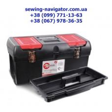 """Ящик для инструмента с металлическими замками 24"""" 610 x 255 x 251 мм (BX-1024)"""