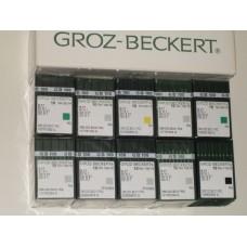 Промышленные швейные иглы B27, DCх27 №60 SES упаковка 10 шт