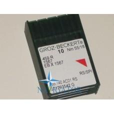 Игла 459R / 1567 / EBx1567 № 55/18, цена за 10 шт.