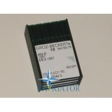 Игла 459R / 1567 / EBx1567 № 65/16, цена за 10 шт.