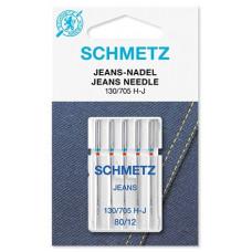 Иглы джинс Schmetz Jeans № 80