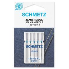 Иглы джинс Schmetz Jeans № 90