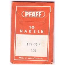 Иглы швейные 134-35 R, размер 100 Pfaff Needles