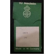 Иглы швейные Lammertz Needles 190 R 140