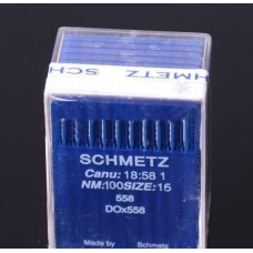 Швейные иглы DOx558 № 100/16 SCHMETZ