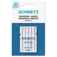 Иглы универсальные Schmetz Universal № 60