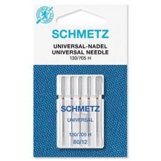 Иглы универсальные Schmetz Universal № 80