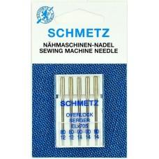Иглы для оверлока Schmetz Overlock № 80-90