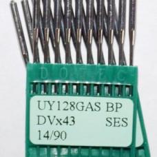 Иглы UY128GAS SES № 14/90 Dotec для распошивальных машин, трикотажные ткани