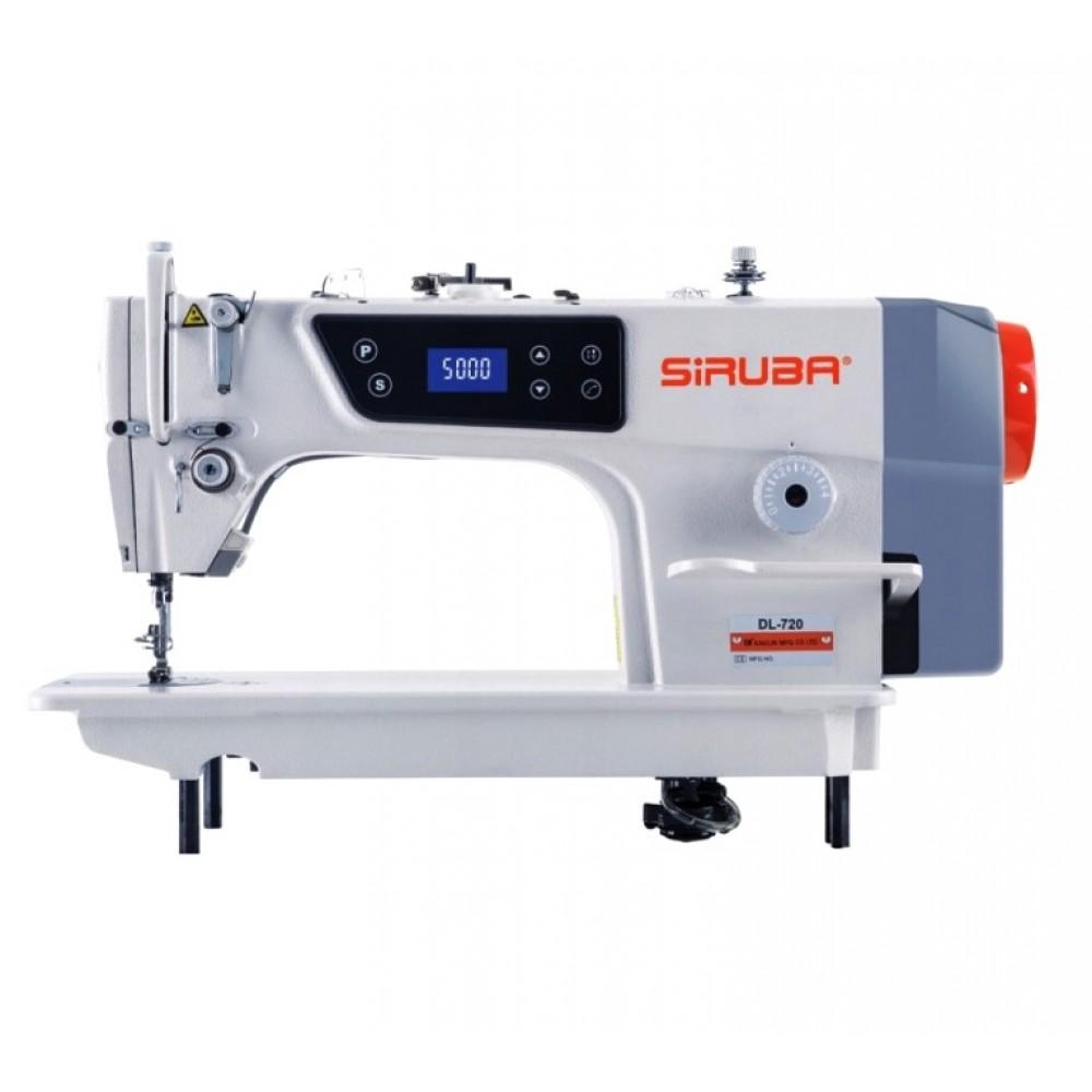 Одноигольная прямострочная швейная машина Siruba DL720-H1