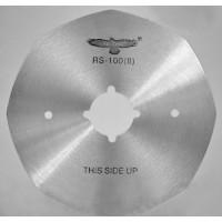 Лезвие дисковое RS-100(8) для раскройных ножей