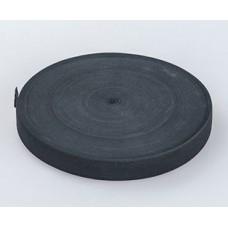 Резинка эластичная черная 2 см