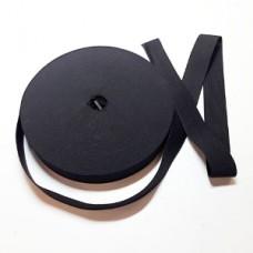 Резинка эластичная черная 3 см