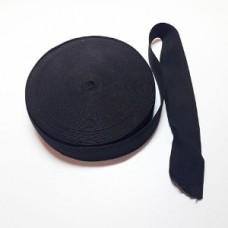 Резинка эластичная черная 4 см