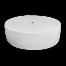 Резинка эластичная белая 5 см