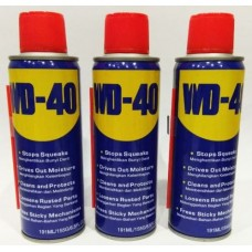 Смазка универсальная проникающая WD-40, 191 мл