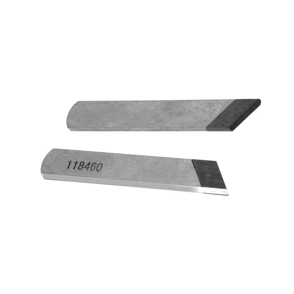 Нож нижний 118-46003CT победитовый