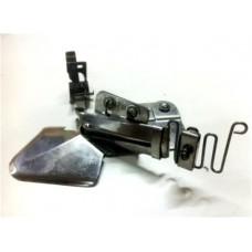 Окантователь 15 мм и 20 мм в два сложения БСМ на платформе для вшивания резинки