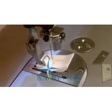 Устройство для обрезки края ткани SN 2018