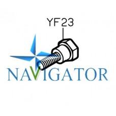 Винт регулировки продвижения YF23