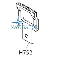 Двигатель ткани H752