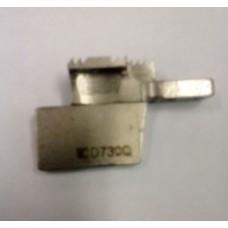 Двигатель ткани D730Q 6.4 мм (тяжелые ткани)