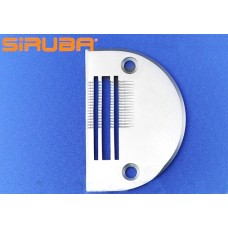 Игольная пластина E706 Siruba