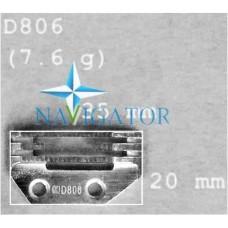 Двигатель ткани D806 Siruba