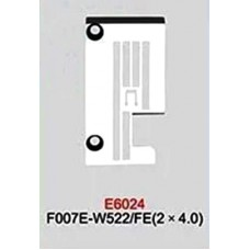 Игольная пластина E6024 *4.0 мм