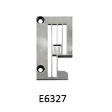 Игольная пластина E6327 *6.4 мм