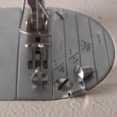 Винт для игольной пластины прямострочных швейных машин
